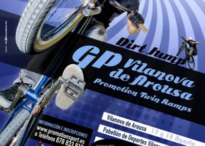 VILANOVA DE AROUSA DIRT JUMP GRAND PRIZE